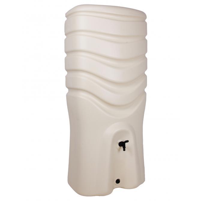 ONDIS24 Regentonne Regenwassertank Standard 350 Liter beige