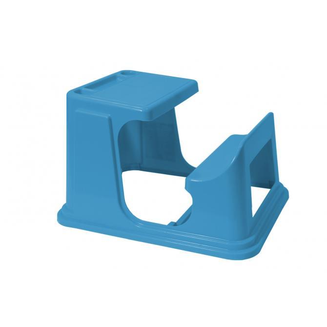ondis24 kindertisch mit bank schulbank blau g nstig online. Black Bedroom Furniture Sets. Home Design Ideas