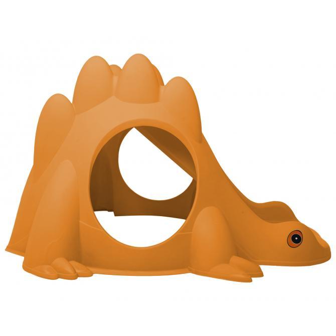 ONDIS24 Kinderrutsche DINO orange