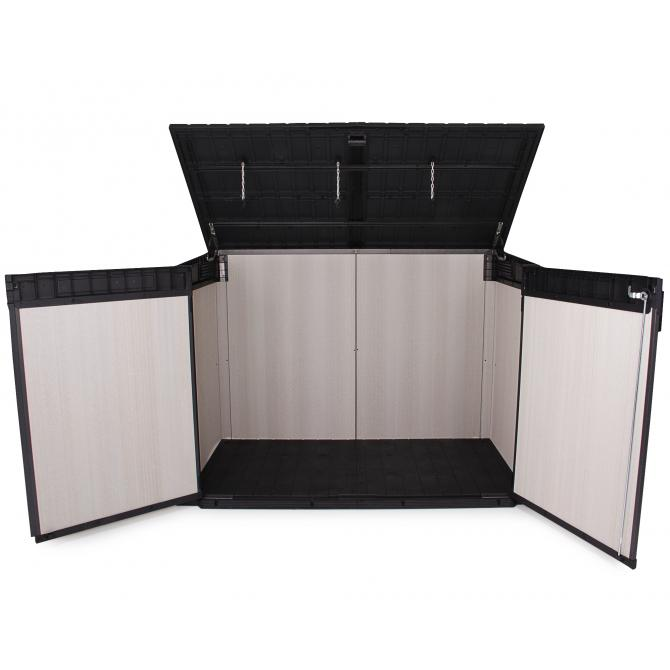 ONDIS24 Keter Grande Store Gartenbox Geräteschuppen XXL