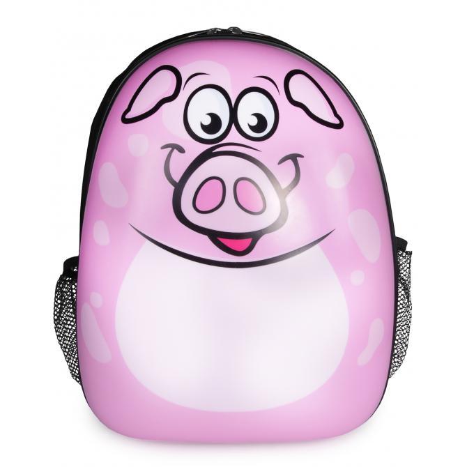 ONDIS24 Kinderrucksack Set Schwein & Frosch