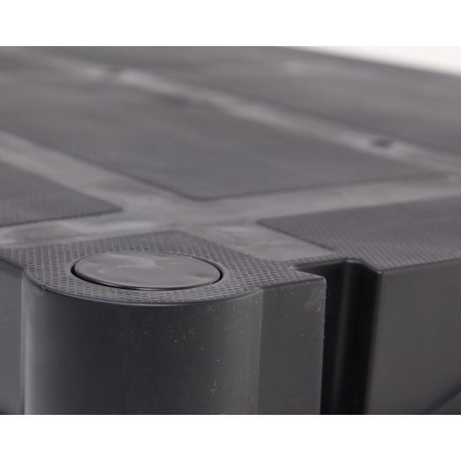 ONDIS24 Kunststoffregal Steckregal XL 90 x 60