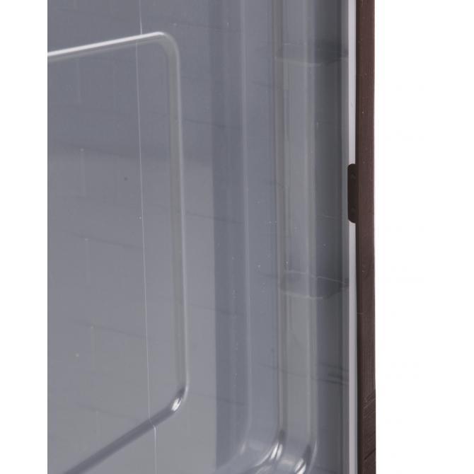 ONDIS24 Unterbettbox mit Rollen 25 L