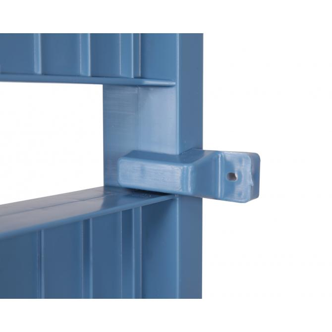 ONDIS24 Kunststoffregalsystem 230x45x245