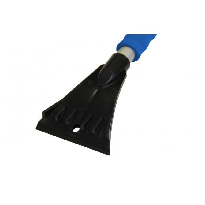 ONDIS24 Eiskratzer Besen Aluminium 55 cm blau