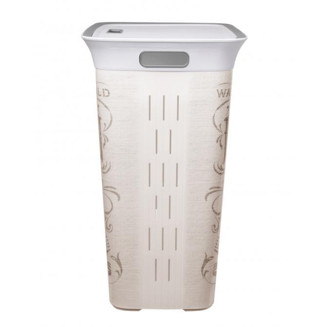 ONDIS24 Wäschekorb Wäschebox Moda Deluxe 60 L