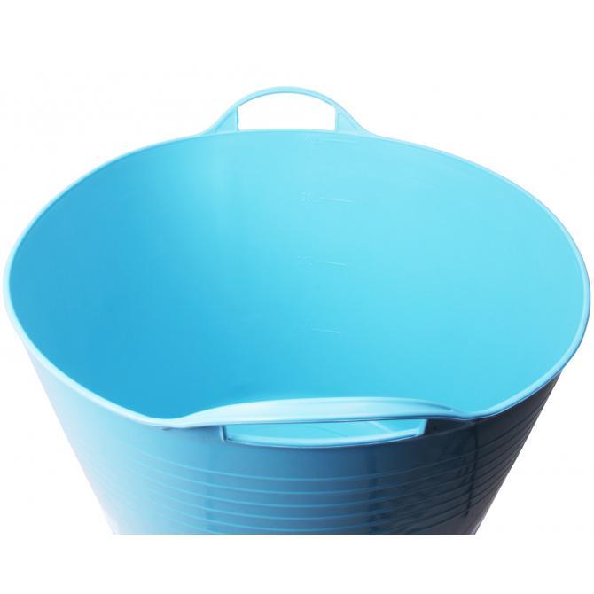 ONDIS24 Flexi Tub 43 Liter Farbe blau