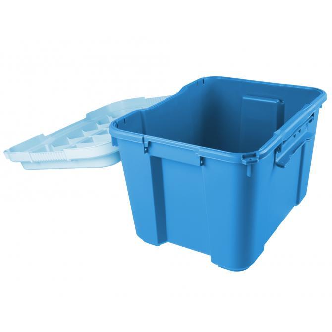 ONDIS24 Spielzeugbox Atlas Funny blau