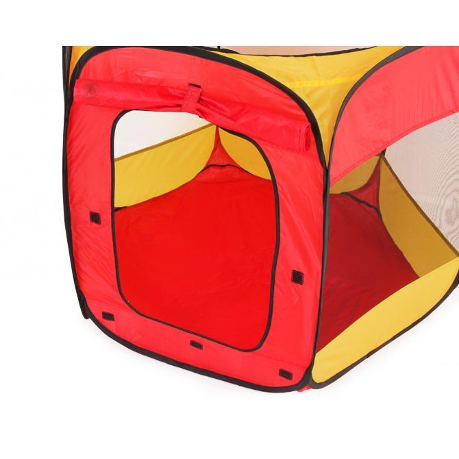 ONDIS24 Zelt mit 100 Badebällen Tent