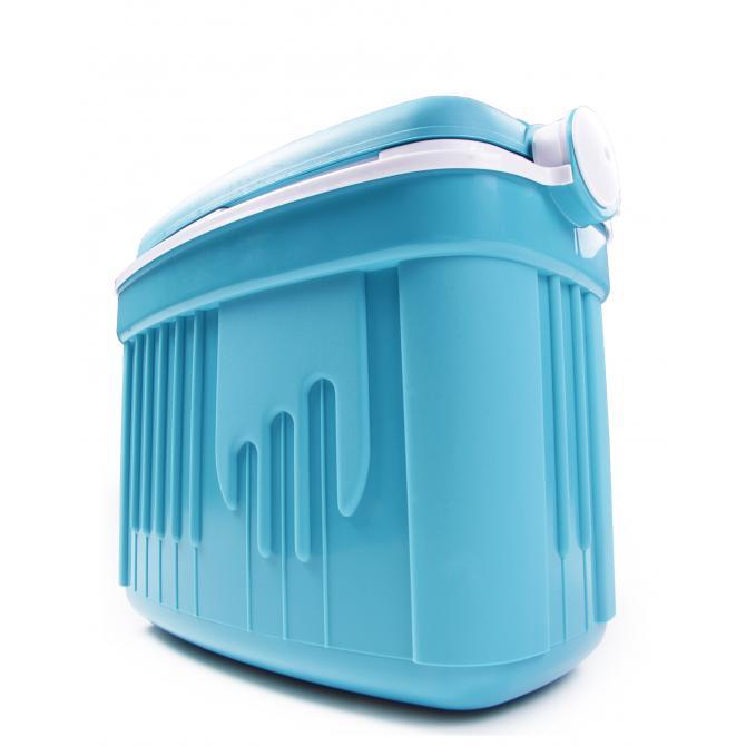 ONDIS24 Kühlbox Thermobehälter Eisberg 8 Liter türkis
