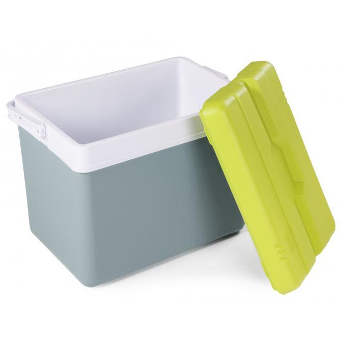 ONDIS24 Kühlbox Thermobehälter Promo 35 Liter grau