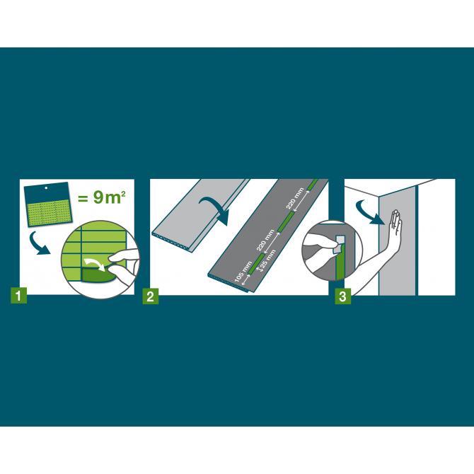 ONDIS24 Klebestreifen für Wandverkleidung Wandpaneele
