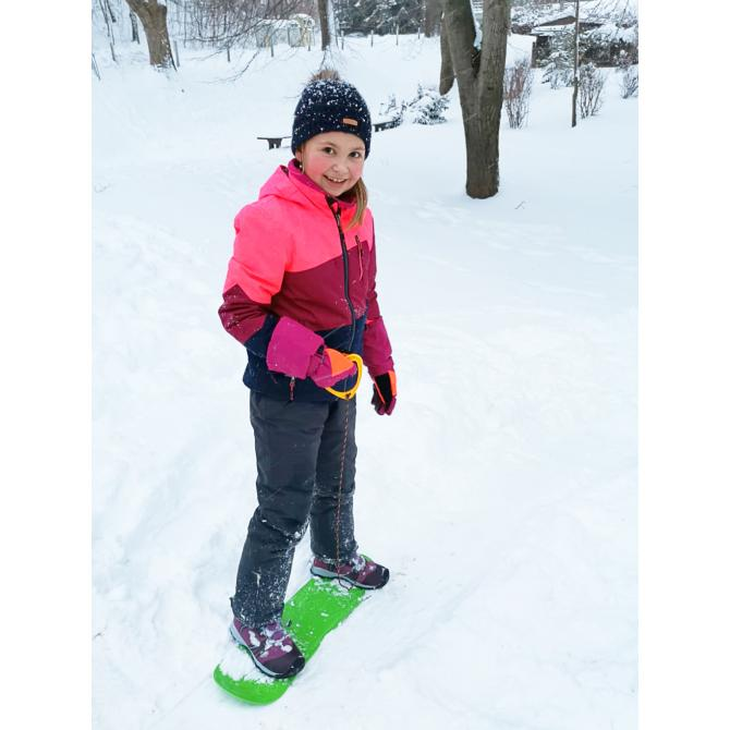 ONDIS24 Slide Snowboard S - green