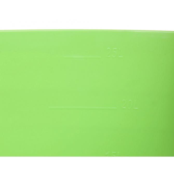 ONDIS24 Flexi Tub 25 Liter hellgrün
