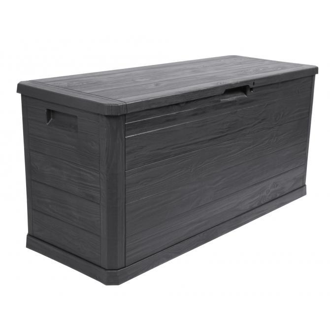 ONDIS24 Kissenbox Gartentruhe Madera