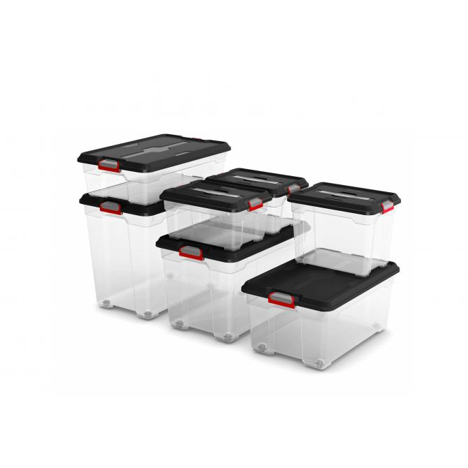 ONDIS24 Rollerbox Moover XL schwarz