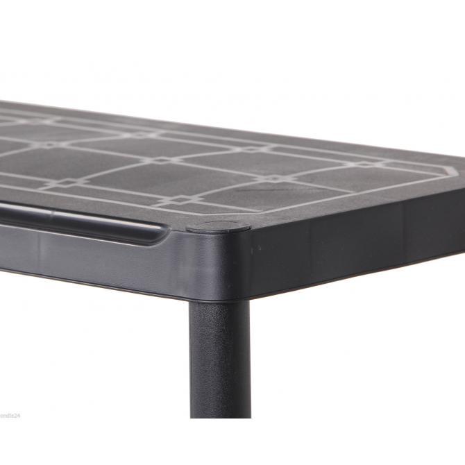 ondis24 kunststoffregal steckregal schwerlastregal 60 x 30 x 135 cm g nstig online kaufen. Black Bedroom Furniture Sets. Home Design Ideas