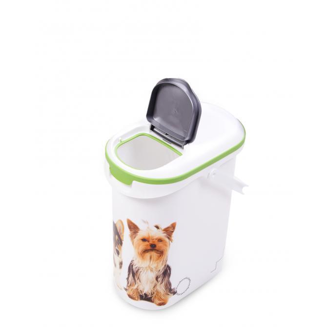 ONDIS24 Curver Futtercontainer Hund 10 L