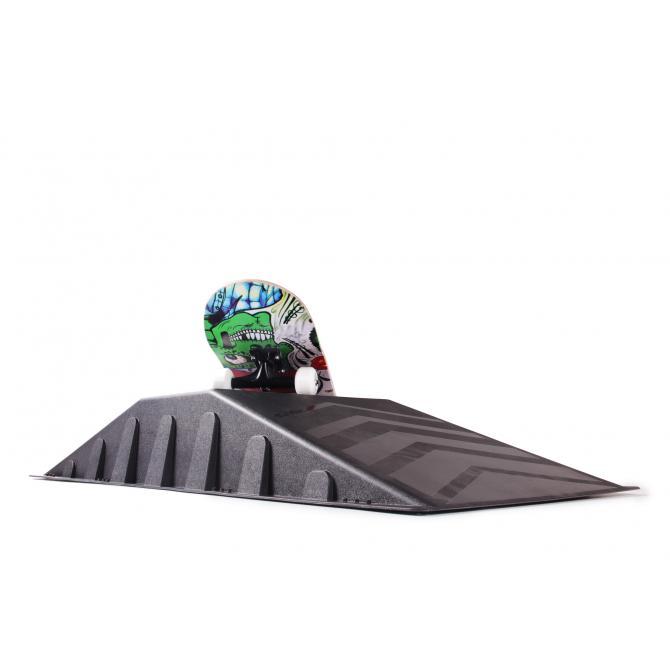 ONDIS24 Skateboard Inliner BMX Rampe