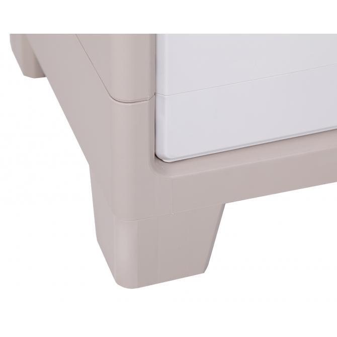 ONDIS24 Kunststoffschrank Multifunktionsschrank Gulliver