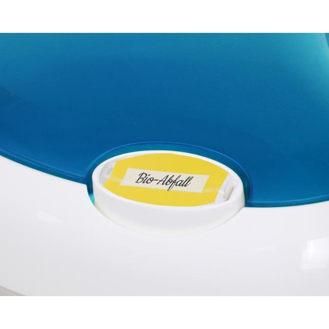 ONDIS24 Mülleimer Lotus Modul 30 Liter blau