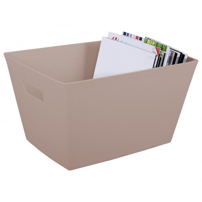 ONDIS24 Zeitschriftenbox Bücherkiste Otello