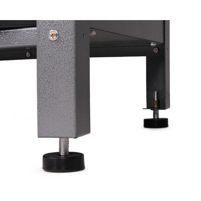 ONDIS24 Werkstatt Set Klaus 120 cm 2 Schränke LED