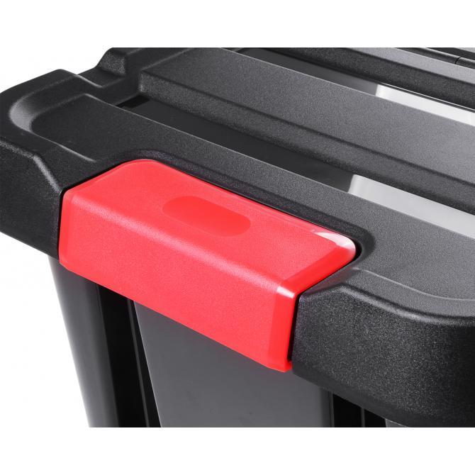 ondis24 dreh und stapelbox malle aufbewahrungsbox mit. Black Bedroom Furniture Sets. Home Design Ideas