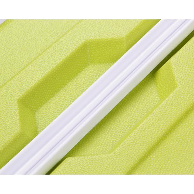 ONDIS24 Kühlbox Thermobehälter Promo 35 Liter türkis grün