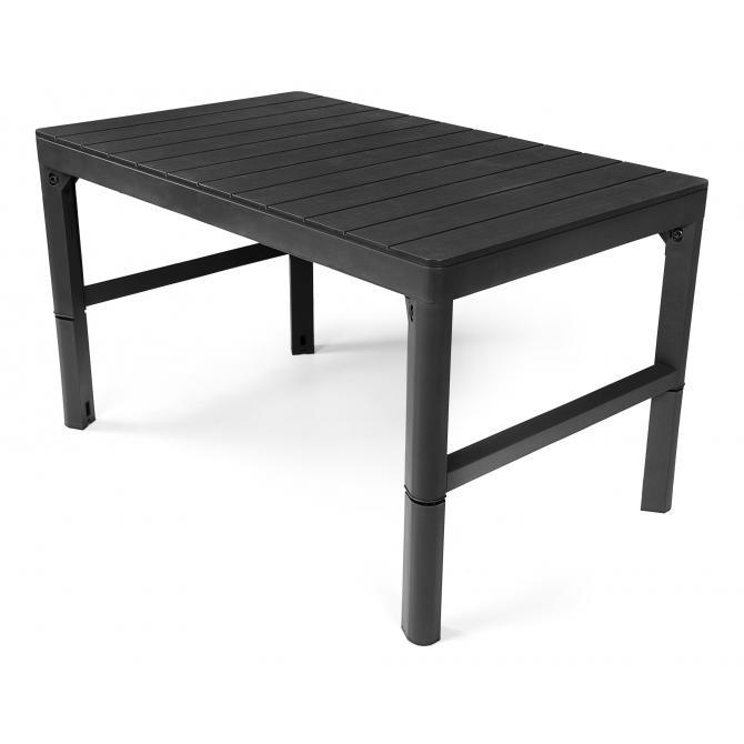 ONDIS24 Delano Loungemöbel mit Sitzbank und Tisch