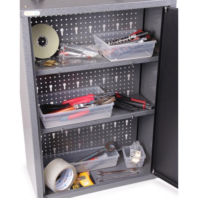 ONDIS24 Einlegeboden mit 2 Haken für alle Werkzeugschränke