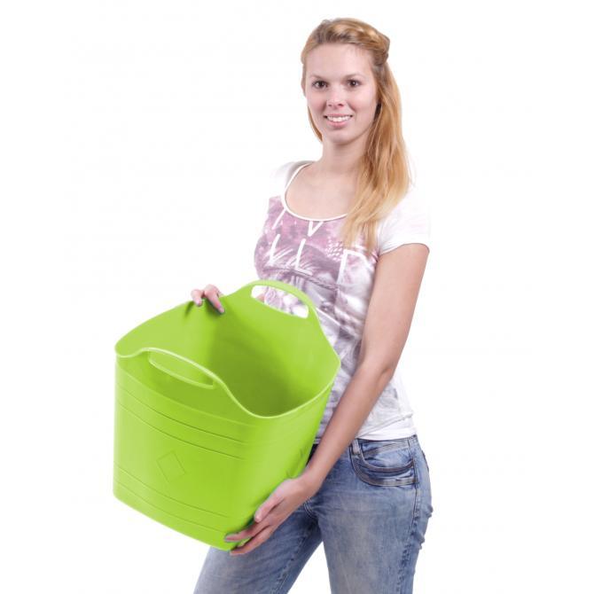 ONDIS24 Flexi Tub 40 Liter limette