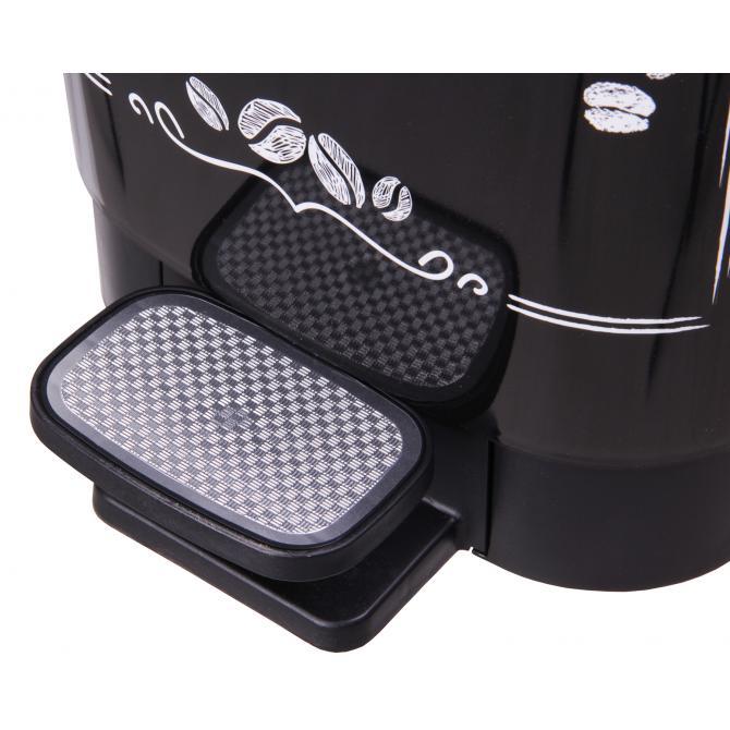 ONDIS24 Mülleimer Chic 25L Coffee