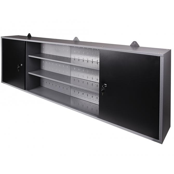 ONDIS24 Werkstatt Set Karsten 160 cm 1 Schrank LED