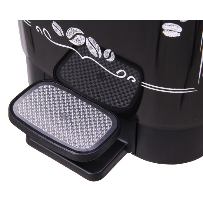 ONDIS24 Mülleimer Chic 45L Coffee
