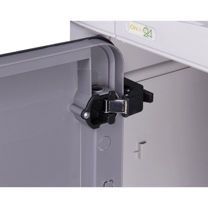 ONDIS24 Keter Optima Outdoor Mehrzweckschrank Kunststoffschrank
