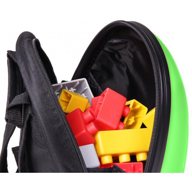 ONDIS24 Kinderrucksack Set Pinguin & Frosch