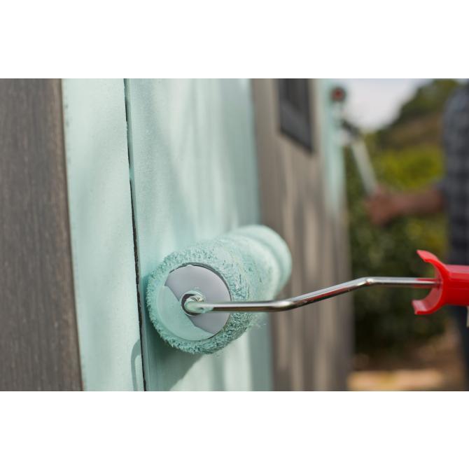 ONDIS24 Keter Oakland 757 Gerätehaus Schuppen Gartenhaus