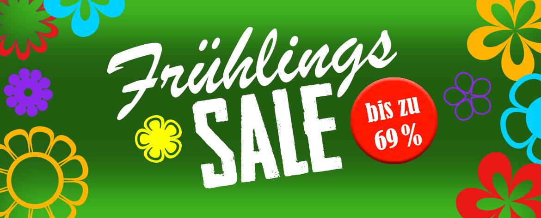 Frühlings Sale