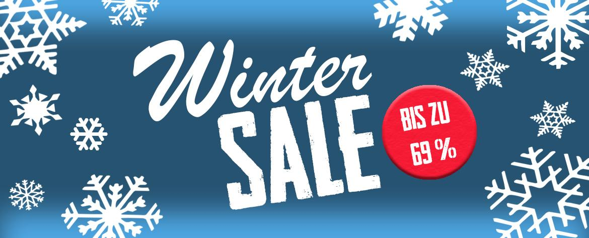 Sale Banner Winter