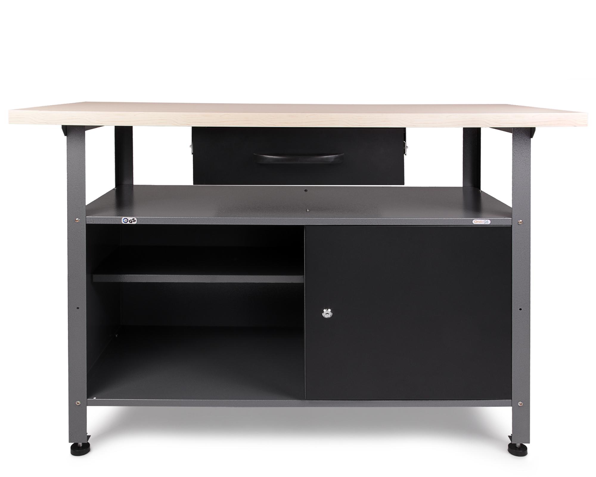 Ondis24 Werkbank Klaus 120 cm günstig online kaufen