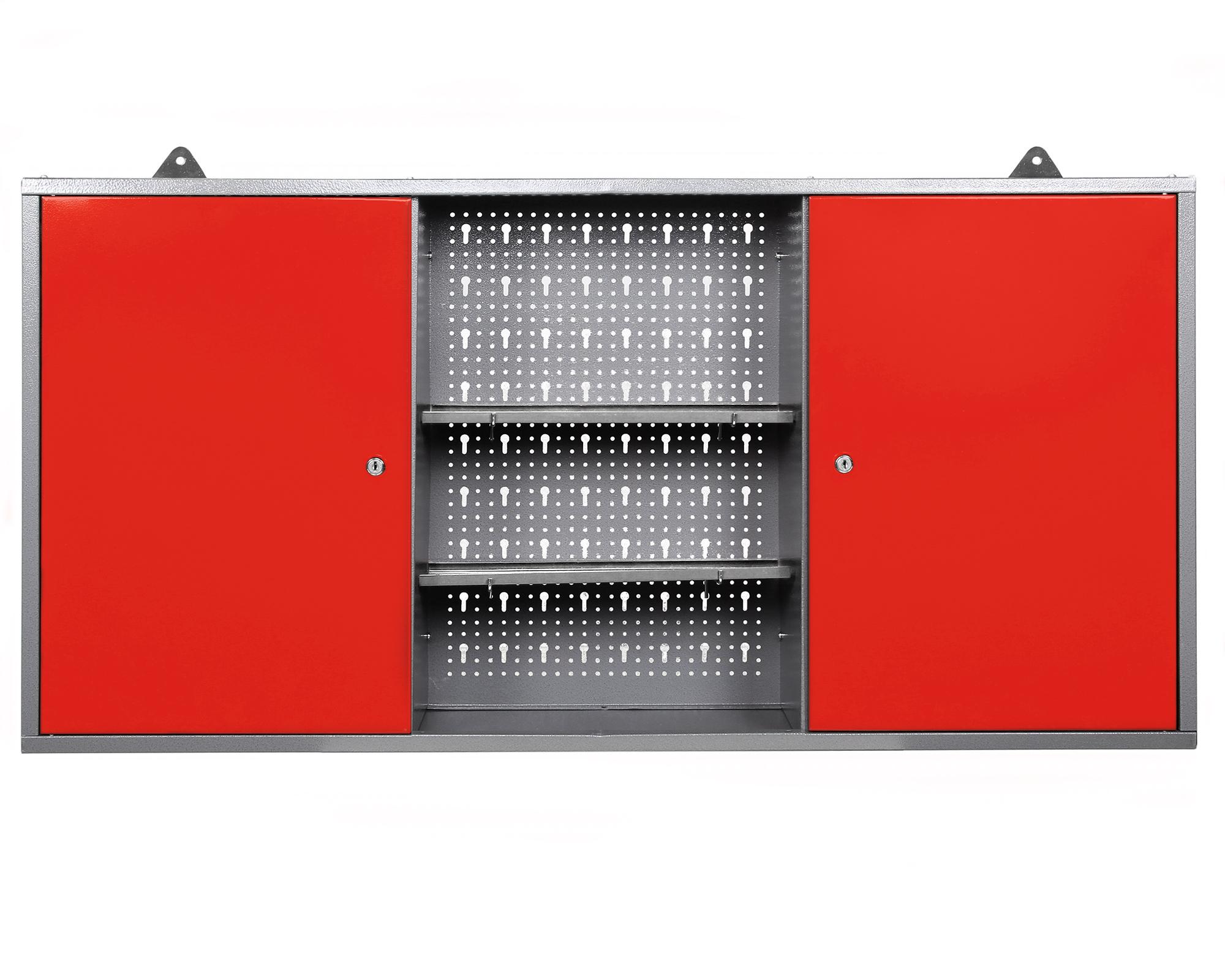 Ondis24 Werkzeugschrank 120 cm rot günstig online kaufen