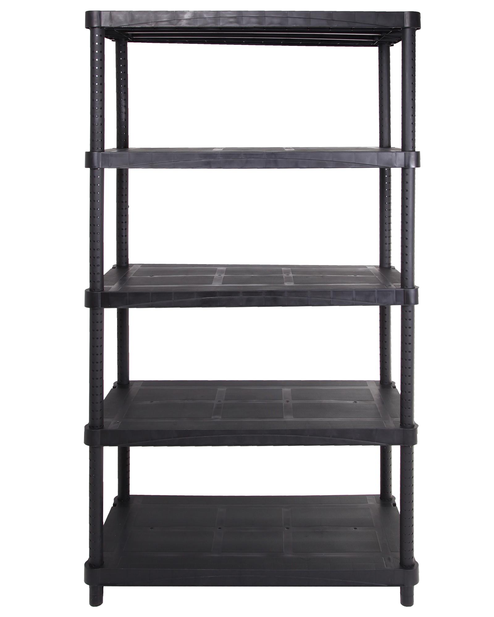 ondis24 kunststoffregal steckregal xl 90 x 60 g nstig online kaufen. Black Bedroom Furniture Sets. Home Design Ideas