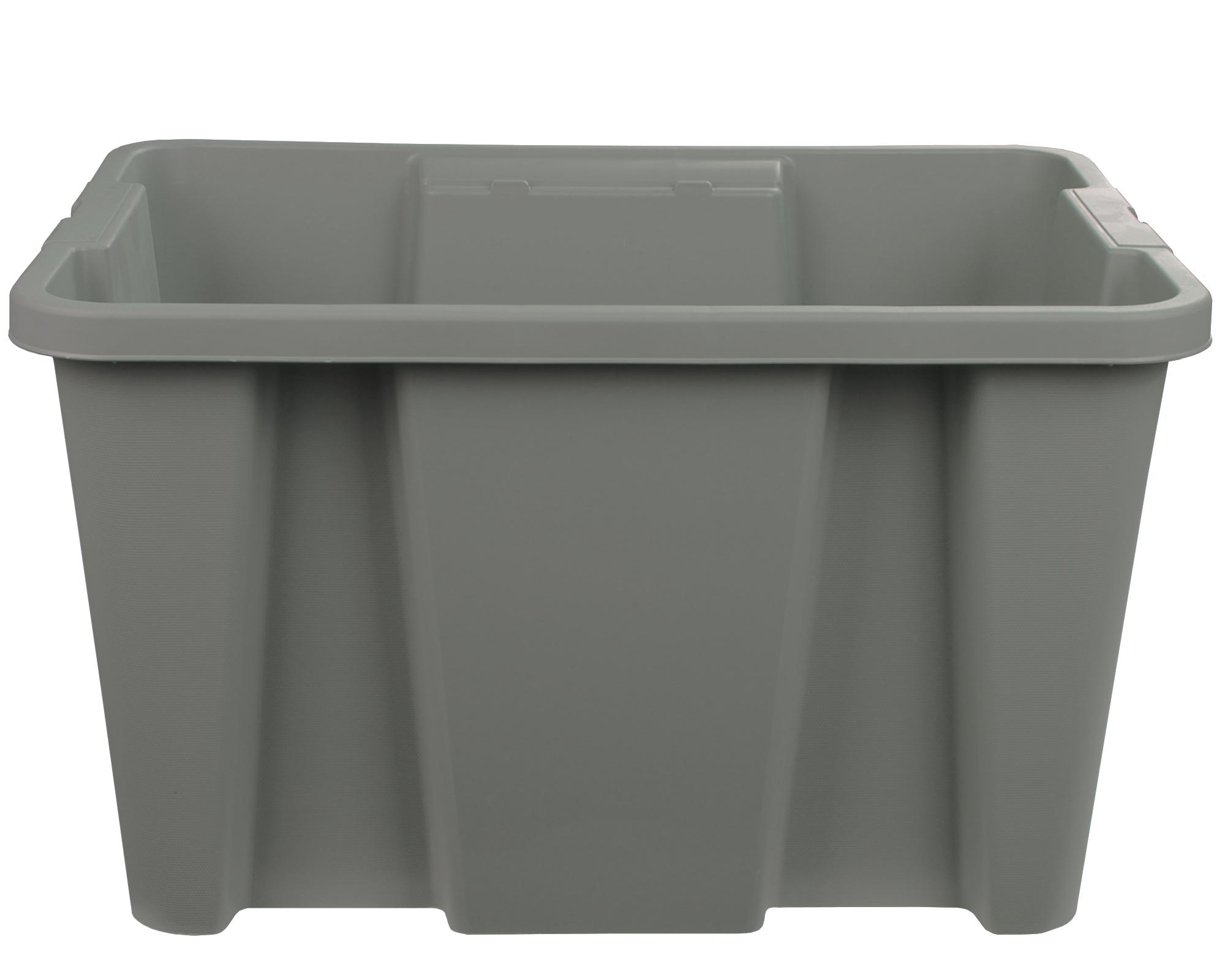 ondis24 dreh und stapelbox euro 30 grau g nstig online kaufen. Black Bedroom Furniture Sets. Home Design Ideas