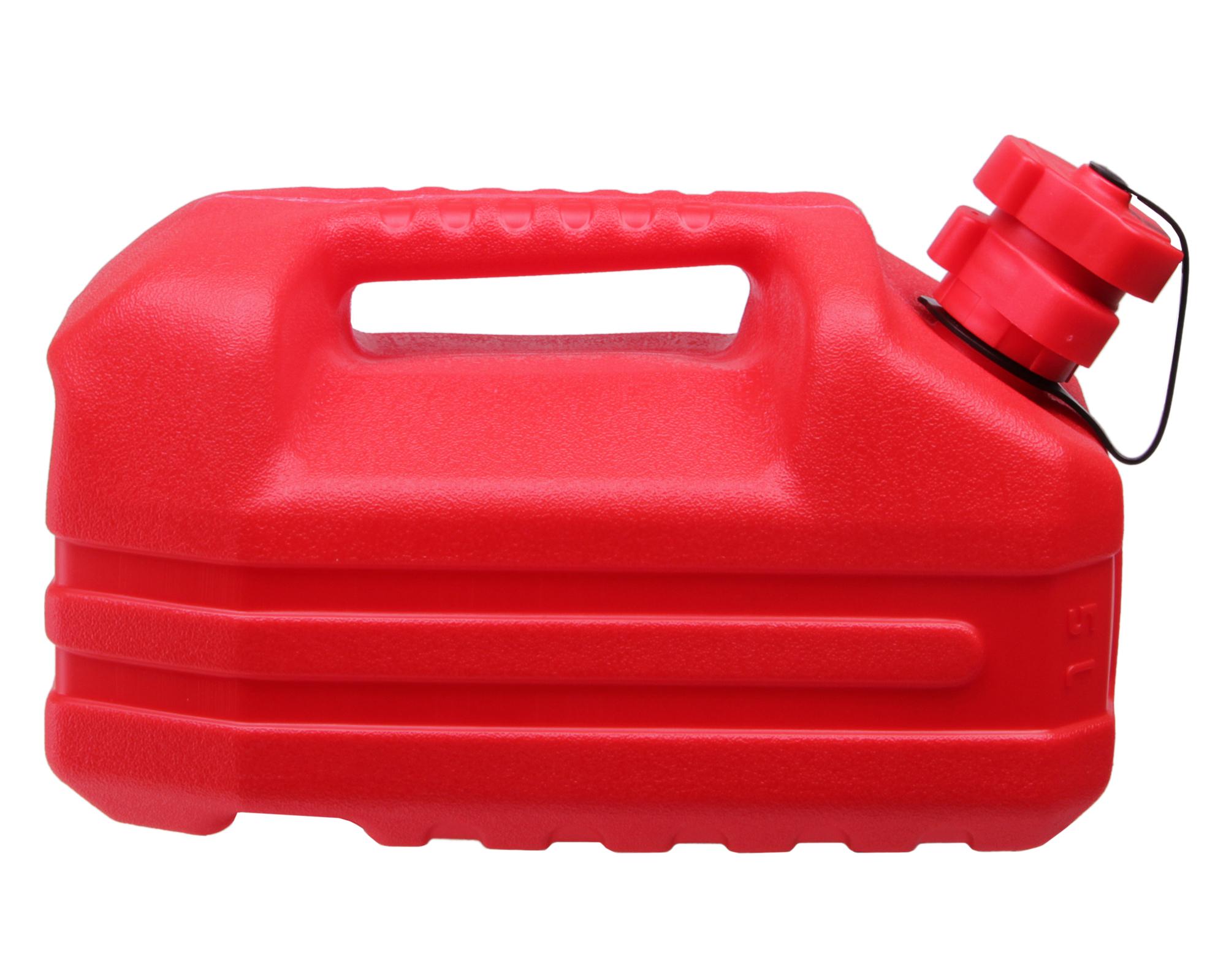 Brandneu Ondis24 Benzinkanister 5 Liter tropfsicher Reservekanister günstig  AG23