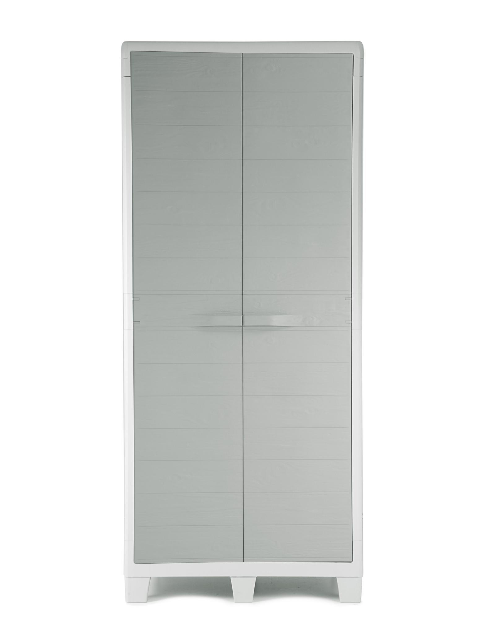 ondis24 madera xl kunststoffschrank 4 b den g nstig online kaufen. Black Bedroom Furniture Sets. Home Design Ideas