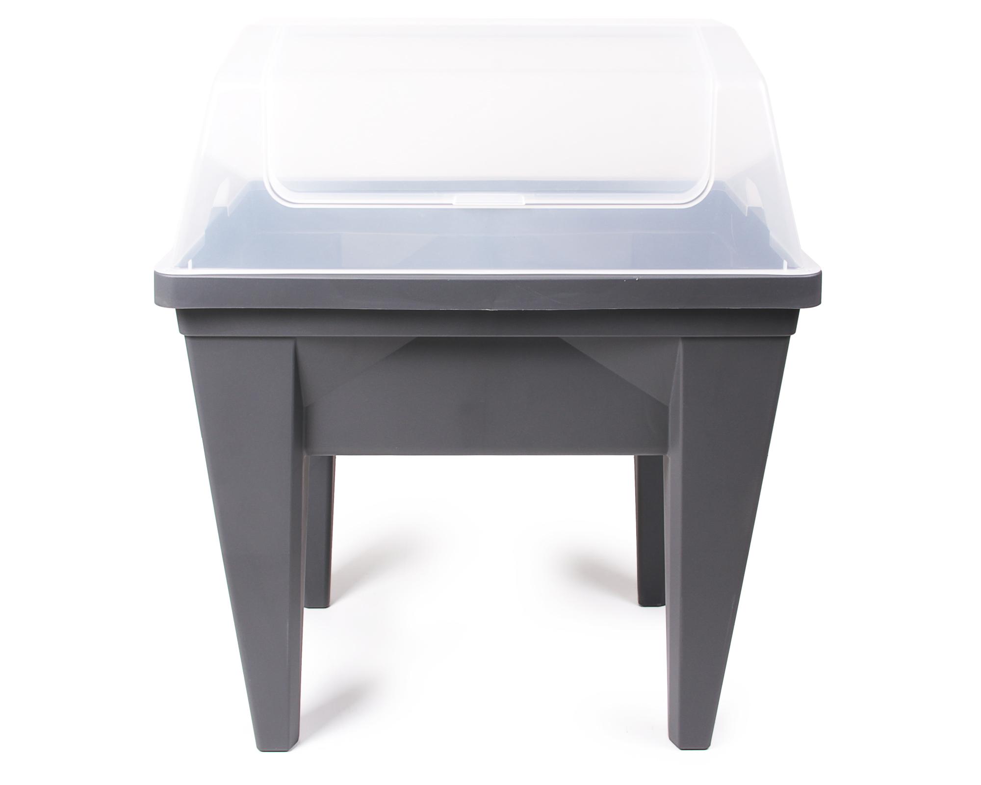 Ondis24 Hochbeet Veg Table City Xl Mit Gewachshaus Gunstig Online Kaufen