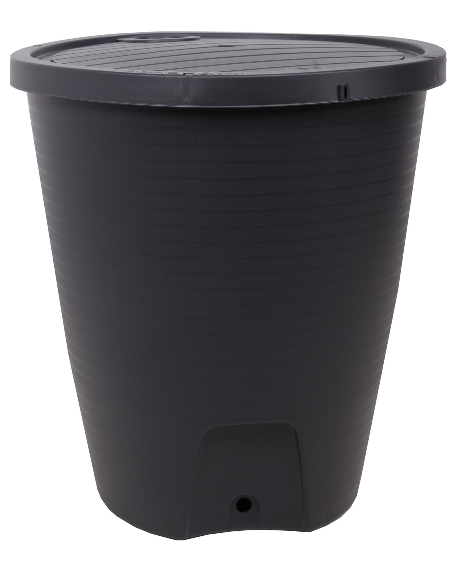 ondis24 regentonne 220 liter mit st nder und f llautomat. Black Bedroom Furniture Sets. Home Design Ideas