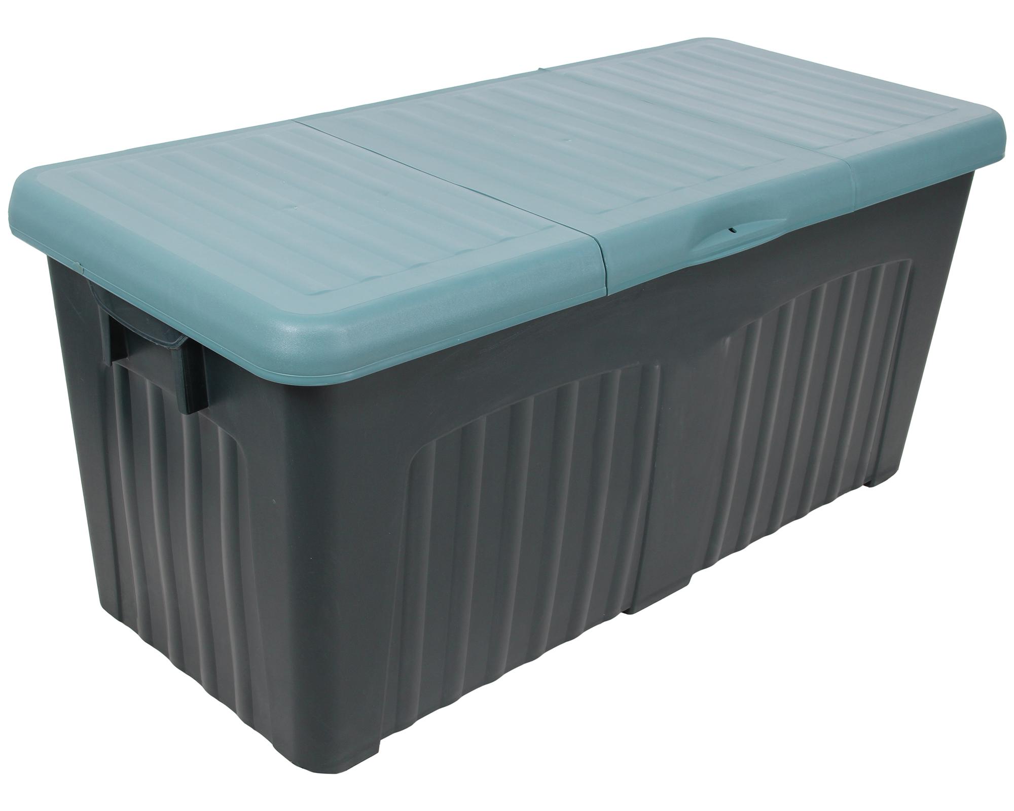 ondis24 lagerbox transportbox pandora gr n grau g nstig online kaufen. Black Bedroom Furniture Sets. Home Design Ideas