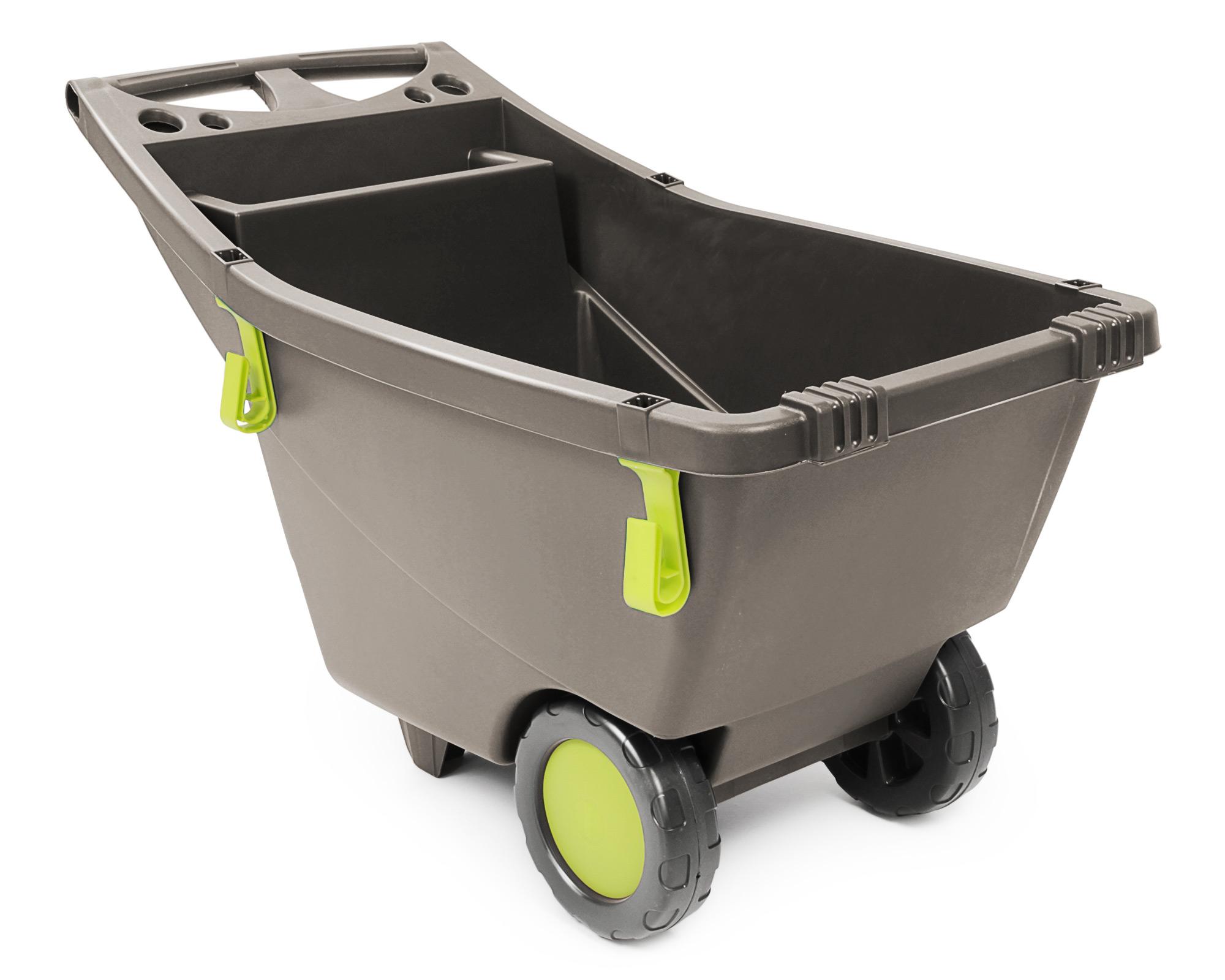 Prächtig Ondis24 Schubkarre Kunststoff Garten Trolley günstig online kaufen @PI_18